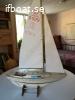 Båtmodell IF i skala ca: 1:10